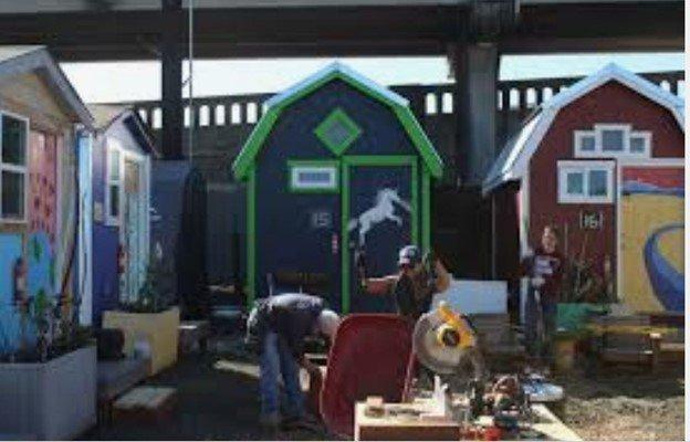 Tiny Cabins Safe Harbor