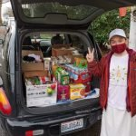 Food for Tiny House Village in Ballard